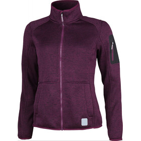High Colorado Cardwell Bluza polarowa Kobiety, dark grape kiss